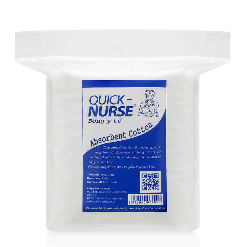 Bông gòn Quick Nurse