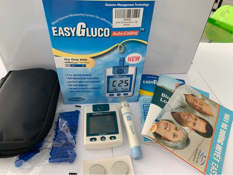 DH Easy Gluco - HQ -